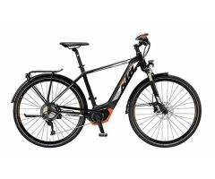 KTM POWER SPORT 11 Damen Trekking E-Bike 2019 | Black...