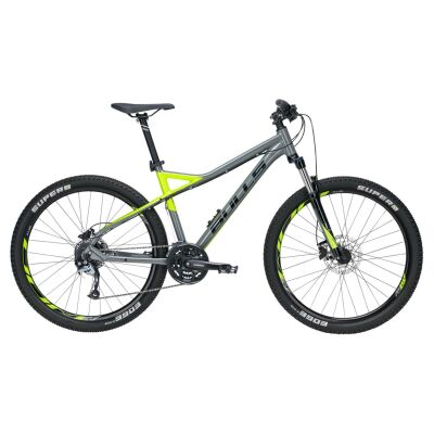Bulls Sharptail 3 Disc 27.5 24-Gang Mountainbike | Herren | 2019 | moonwalk grey & metallic lime