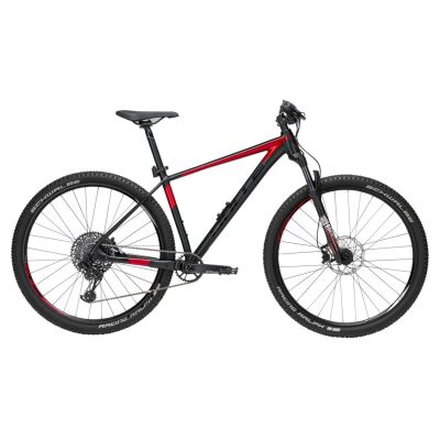 Bulls Copperhead 3GX 29 12-Gang Mountainbike | Herren | 2019 | schwarz matt & chrome rot
