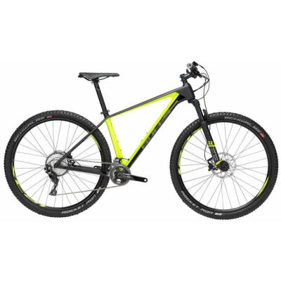 Bulls Bushmaster RS 29 22-Gang Mountainbike | Herren | 2019 | carbon matt & schwarz & metallic lime