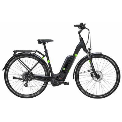 """Pegasus Sol. E8 Sport CX 28"""" 8-Gang 500Wh City-E-Bike   Damen   2019   schwarz matt"""