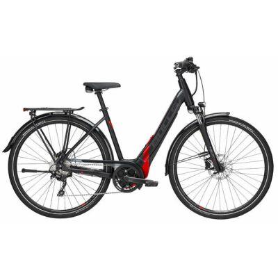 "Bulls Lacuba EVO 25S 28"" 10-Gang 650Wh City-E-Bike | Damen | 2019 | schwarz matt & metallic rot & grau"