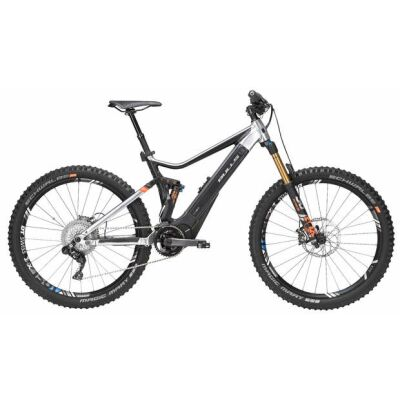 Bulls E-Core EVO AM 27.5 11-Gang 375Wh MTB E-Bike | Herren | 2019 | metallic matt & schwarz matt