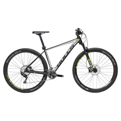 Bulls Copperhead 3S 29 22-Gang Mountainbike | Herren | 2019 | schwarz matt & lime