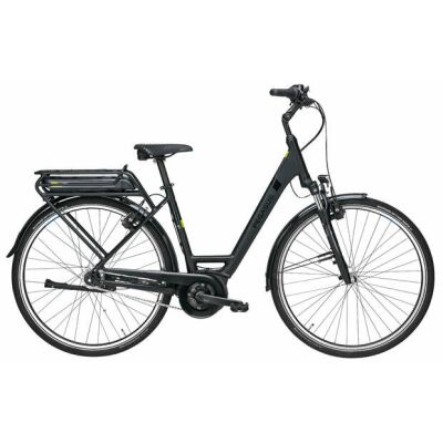 "Pegasus Solero E7 R 26"" 7-Gang 500Wh City-E-Bike | Damen | 2019 | schwarz matt"