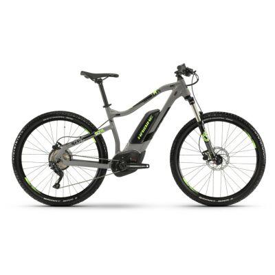 Haibike SDURO HardSeven 4.0 500Wh E-Bike 10-G Deore 2019   grau/schwarz/grün
