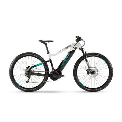 Haibike SDURO HardNine 7.0 i500Wh E-Bike 20-G Deore 2019 | schwarz/grau/türkis