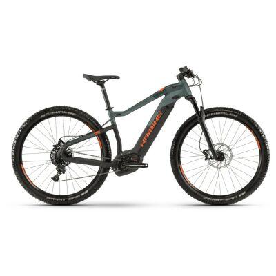Haibike SDURO HardNine 8.0 i500Wh E-Bike 11-G NX 2019 | schwarz/olive/orange matt