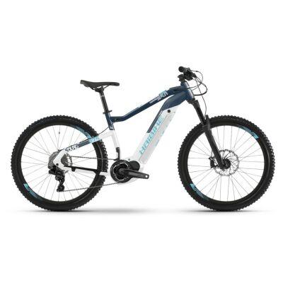 Haibike SDURO HardSeven Life 5.0 i500Wh E-Bike 11-G NX 2019   weiß/blau/blau