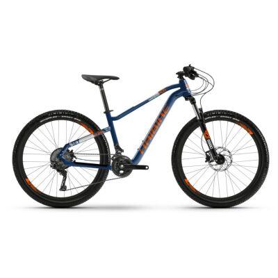 Haibike SEET HardSeven 5.0 30-G Deore 2019   blau/orange/weiß