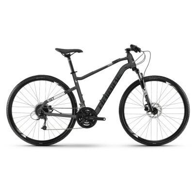 Haibike SEET Cross 3.0 24-G Acera 2019 | grau/schwarz/weiß matt