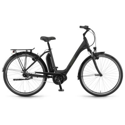 "Winora Sima N7f Einrohr 300Wh E-Bike 28"" 7-G Nexus 2019 | schwarz matt"
