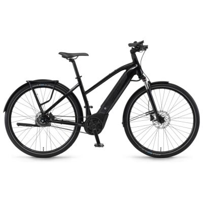 "Winora Sinus iR8 urban Da i500Wh E-Bike 28"" 8-G Alfine 2019   schwarz"