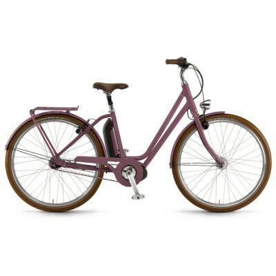 "Winora Saya N7 Einrohr 400Wh E-Bike 26"" 7-G NexusRT 2019 | aubergine"
