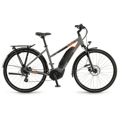 Winora Yucatan 8 Damen 400Wh E-Bike 28 8-G Altus 2019 | coolgray
