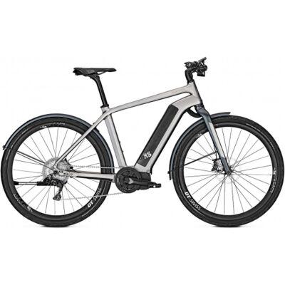 "KALKHOFF INTEGRALE I11 LTD RS DI 28"" 2018 | silverm/black matt 36v/17ah/612Wh E-Bike"