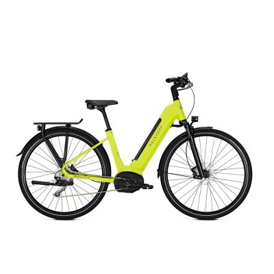 KALKHOFF ENDEAVOUR 5.B MOVE WA 28 2018 | green matt 36v/13,4ah/500Wh E-Bike