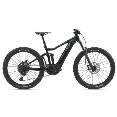LIV INTRIGUE E+ 2 PRO E-Bike Fully 2020   Solidblack / Green