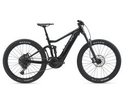 LIV INTRIGUE E+ 2 PRO E-Bike Fully 2020 | Solidblack / Green
