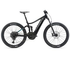 LIV EMBOLDEN E+ 1 E-Bike Fully 2020 | Solidblack / Teal
