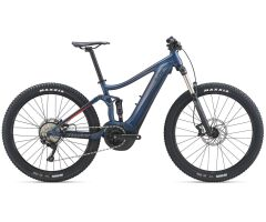 LIV EMBOLDEN E+ 2 E-Bike Fully 2020 | Navygrey / Red Matt