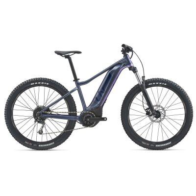 LIV VALL-E+ 3 PWR E-Bike Hardtail 2020   Starrygrey / Metallicpurple Satin