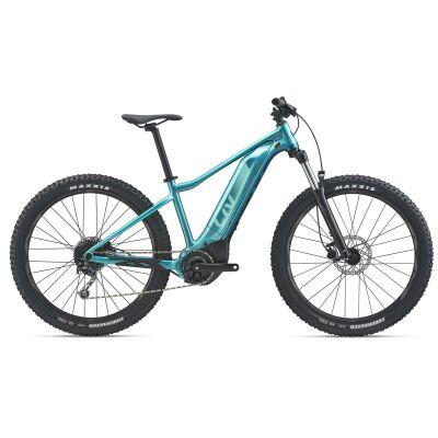 LIV VALL-E+ 3 E-Bike Hardtail 2020 | Turquoise / Deepocean