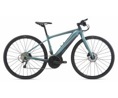 LIV THRIVE E+ PRO E-Bike Commuter 2020 | Silverpine /...