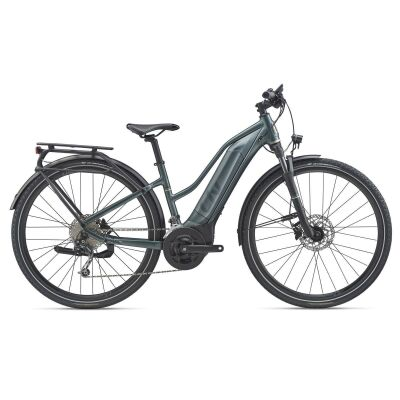 LIV AMITI-E+ 2 E-Bike Trekking 2020   Silverpine Matt