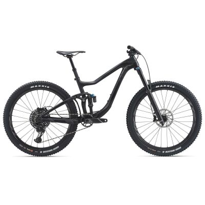 LIV INTRIGUE ADVANCED MTB Fully 2020 | Rainbowblack / Solidblack Gloss-Matt