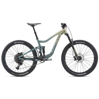 LIV INTRIGUE 3 MTB Fully 2020 | Sand / Silverpine Matt