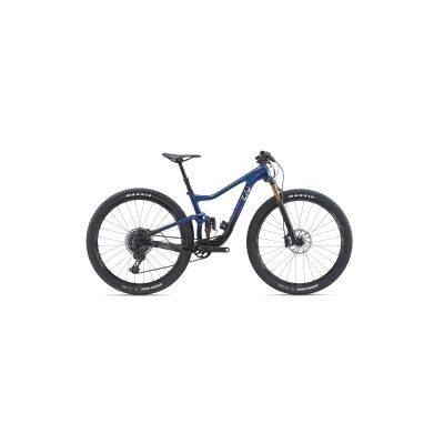 LIV PIQUE ADVANCED PRO 0 MTB Fully 2020 | Chameleon Nova / Carbon Smoke
