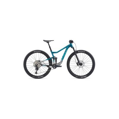 LIV PIQUE MTB Fully 2020 | Jade Teal HighPolish / Grey