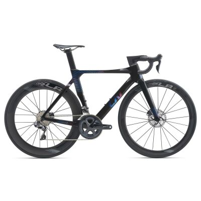LIV ENVILIV ADVANCED PRO 1 Damen-Aero-Rennrad 2020 | Carbon Smoke