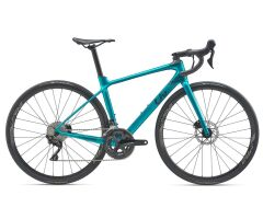LIV LANGMA ADVANCED 2 DISC Damen-Aero-Rennrad 2020 | Jade...