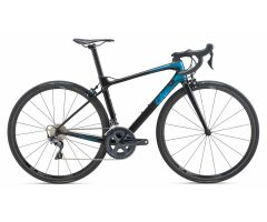 LIV LANGMA ADVANCED PRO Damen-Aero-Rennrad 2020 | Carbon...
