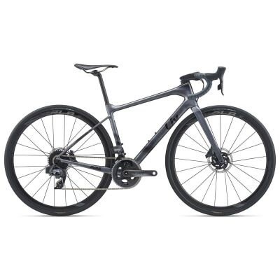 LIV AVAIL ADVANCED PRO Damen-Aero-Rennrad 2020 | Charcoalgrey