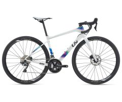 LIV AVAIL ADVANCED 1 Damen-Aero-Rennrad 2020 | Pearlwhite...