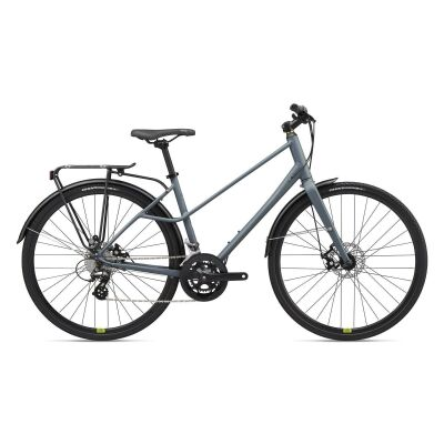 LIV BELIV CITY Urban/City Bike 2020 | Charcoalgrey Matt