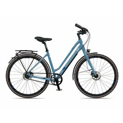 LIV ALLURE CS 1 Damen Trekkingrad 2020 | Lightblue / Reflectivesilver Matt