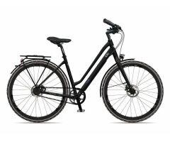 LIV ALLURE CS 2 Damen Trekkingrad 2020 | Black /...
