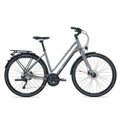 LIV ALLURE RS 2 Damen Trekkingrad 2020   Titaniumgrey / Reflectiveorange Satin