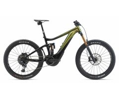GIANT REIGN E+ 0 PRO E-Bike Fully 2020 | Chameleon Saturn...