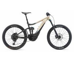 GIANT REIGN E+ 2 E-Bike Fully 2021 | Desertsand / Tempusgrey