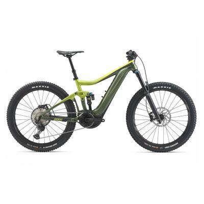 GIANT TRANCE E+ 1 PRO PWR6 E-Bike Fully 2020 | Acidyellow / Armygreen