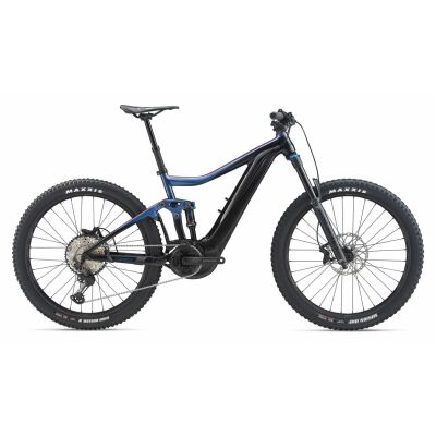 GIANT TRANCE E+ 2 PRO E-Bike Fully 2020 | Chameleon Blue / Solidblack