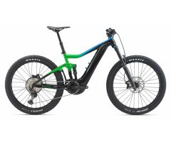 GIANT TRANCE E+ 2 PRO E-Bike Fully 2020 | Metallicgreen /...