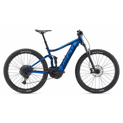 GIANT STANCE E+ 1 PRO 29 E-Bike Fully 2020 | Navyblue / Metallicblue
