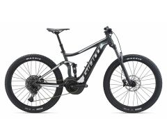 GIANT STANCE E+ 1 E-Bike Fully 2020 | Rainbowblack / Silver