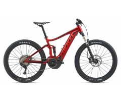 GIANT STANCE E+ 2 E-Bike Fully 2020 | Metallicred /...